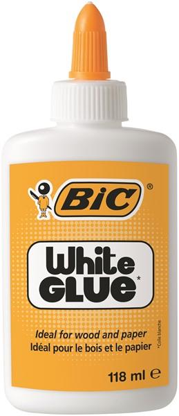 Bic Glue 118ml White - pr_401358