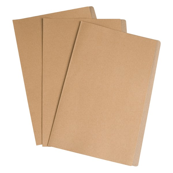 Esselte Manilla Folder A4 Kraft, Pack of 10 -
