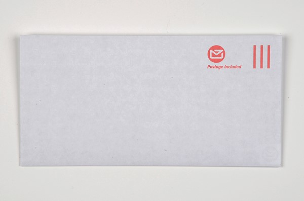 New Zealand Post DLE Postage Included Envelope (Non-Window) Pack25 - pr_427430
