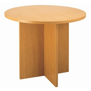 Ergoplan Meeting Table Round 900 Express Tawa