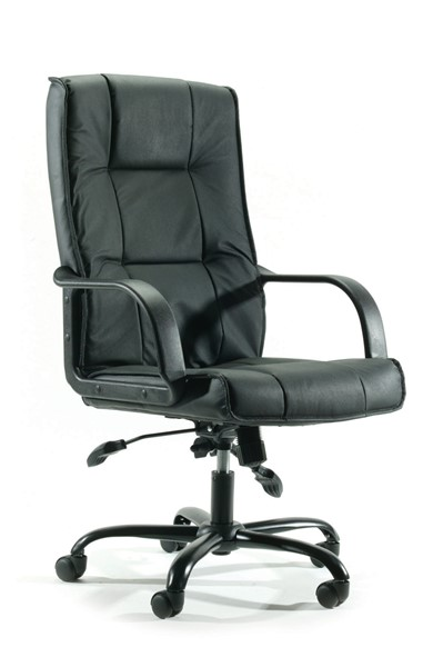 Knight Falcon Highback PU Leather Chair - pr_401633