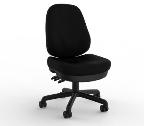 Knight Plymouth Highback Crown Chair - pr_401855