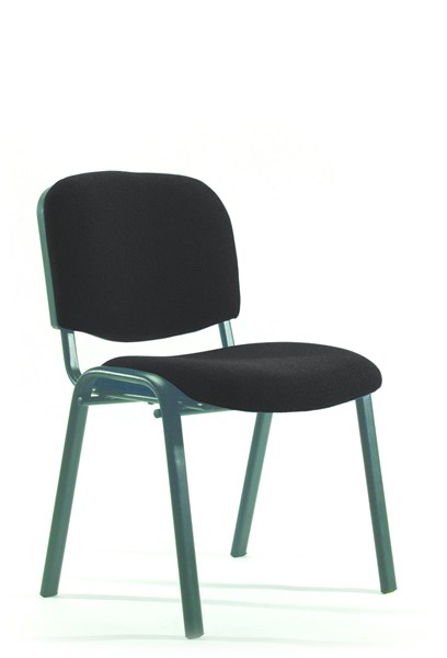 Knight Swift Visitor Chair Black -