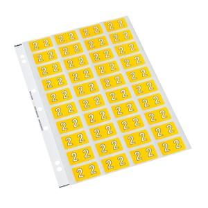 Codafile Labels 2 25mm Sheet 5