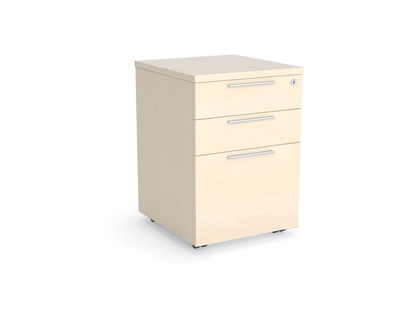 Cubit 2 Draw And File Mobile Nordic Maple -