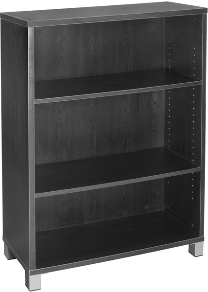 Cubit Bookcase 1200H Dark Oak - pr_402055