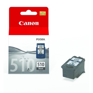 Canon Ink Cartridge PG510BK Black