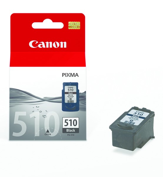 Canon Ink Cartridge PG510BK Black -