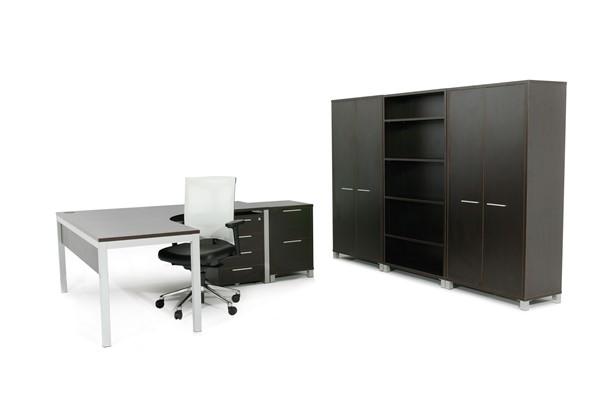 Cubit Desk 1500x800 Dark Oak - pr_402210