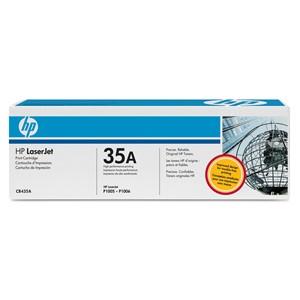 HP Toner CB435A 35A Black
