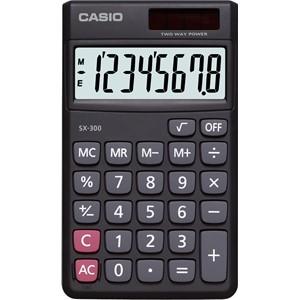 Casio Handheld Calculator SX300