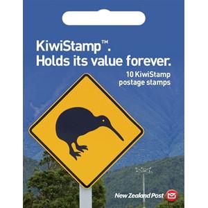 New Zealand Post Kiwistamp Booklet Of 10