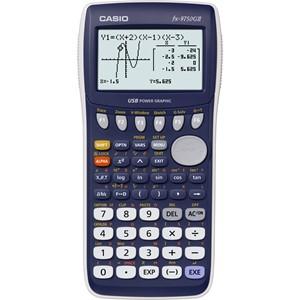 Casio Graphics Calculator FX9750GII