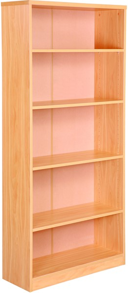 Eko Bookcase 1800H x 800W Tawa - pr_402810