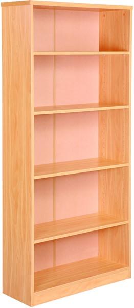 Eko Bookcase 1800H x 800W Tawa - pr_402811