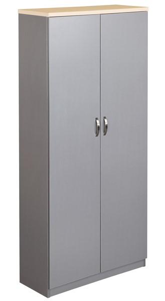 Eko Cupboard 1800 x 800 Maple/Silver -