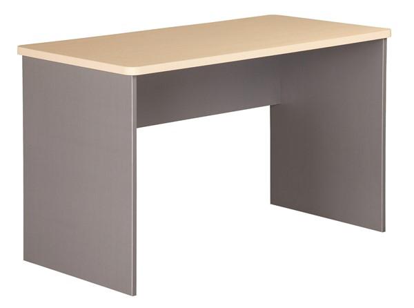 Eko Desk 1500 x 800 x 730 Maple/Silver - pr_402833