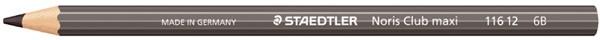 Staedtler Pencil 6B Noris Maxi - pr_427480