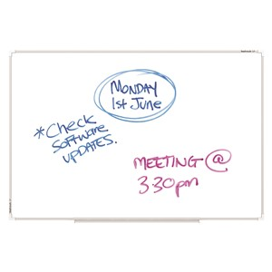 Boyd Visuals Whiteboard Lacquered 600x900