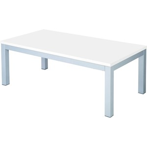 Cubit Coffee Table 1200 x 600 White