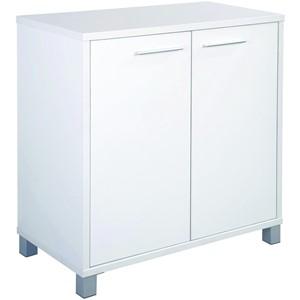 Cubit Cupboard 900H White