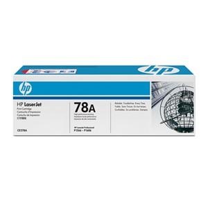 HP Toner CE278A 78A Black