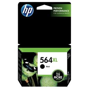 HP Ink Cartridge CN684WA 564XL Black High Capacity