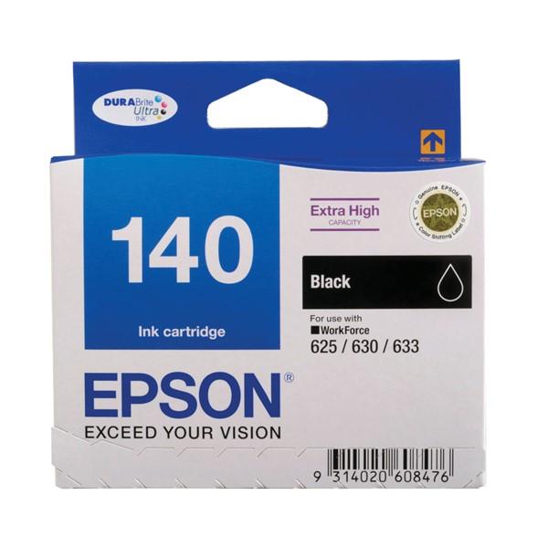 Epson 140 Black Extra High Yield Ink Cartridge -