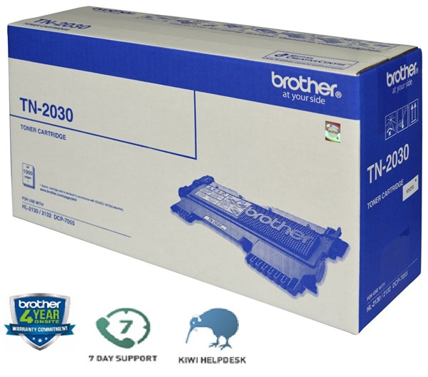 Brother Toner TN2030 Black -