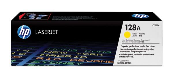 HP Toner CE322A 128A Yellow - pr_431105