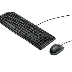Logitech MK120 USB Desktop Kit
