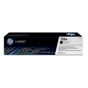 HP Toner CE310A 126A Black