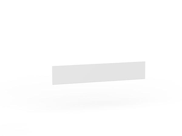 Cubit Modesty Panel For 1500 Desk White -