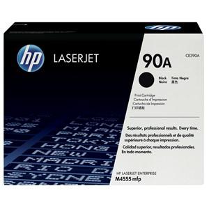 HP Toner CE390A 90A Black