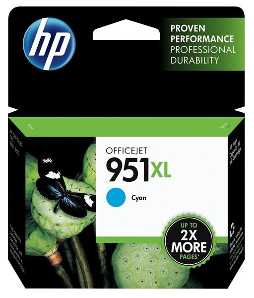 HP Ink Cartridge CN046AA 951XL Cyan High Capacity - pr_427532