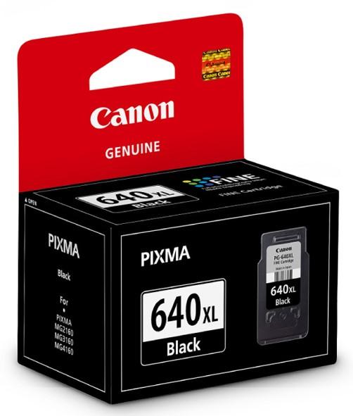 Canon Ink Cartridge PG640XL Black High Capacity - pr_427536