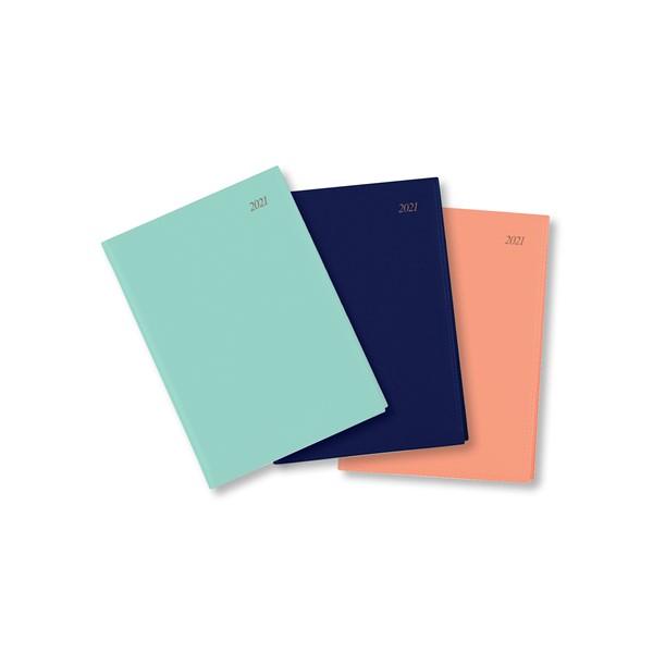Cumblerland Soho A6 Week to View 2021 Diary  - pr_1774466