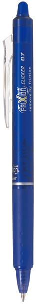 Pilot Frixion Clicker Erasable Pen Blue -