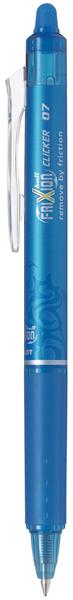 Pilot Frixion Clicker Erasable Pen Light Blue -