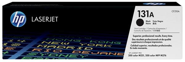 HP Toner CF210A 131A Black -