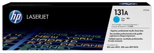 HP Toner CF211A 131A Cyan -