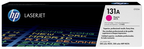 HP Toner CF213A 131A Magenta -