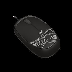USB MOUSE LOGITECH M105 BLACK