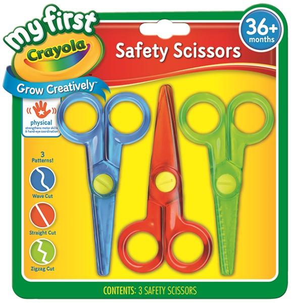 Crayola: My First Safety Scissors - pr_403749