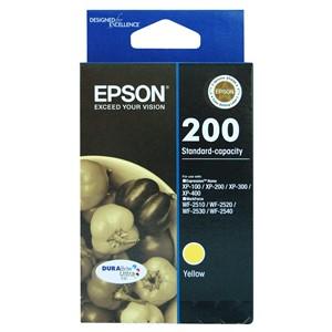 Epson Ink Cartridge 200 Yellow Durabrite Ultra