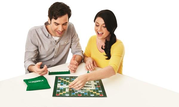 Scrabble -