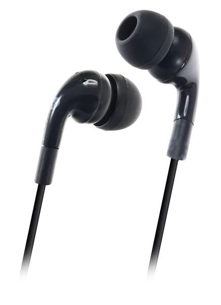 Moki Noise Isolation Earphones Black -