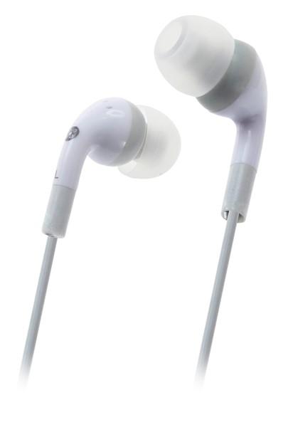 Moki Noise Isolation Earphones White -