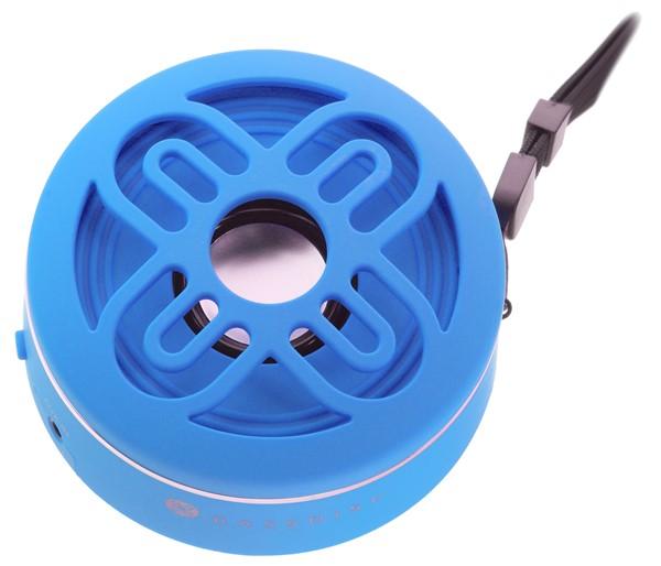 Moki Bassdisc Speaker Blue -