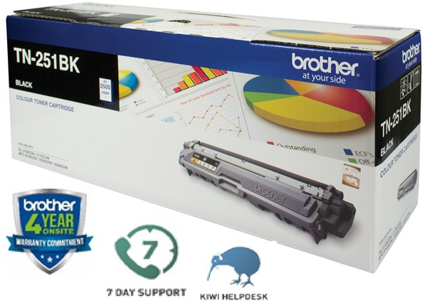 Brother Toner TN251BK Black -